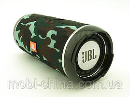 JBL Flip 6+ Squad T&G116 10W копія, портативна колонка з Bluetooth FM MP3, камуфляжна, фото 2