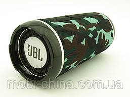 JBL Flip 6+ Squad T&G116 10W копія, портативна колонка з Bluetooth FM MP3, камуфляжна, фото 3