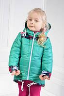Курточка демисезонная для девочки 122-140, фото 1