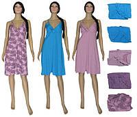 Обновление расцветок в серии женских ночных рубашек Фея ТМ УКРТРИКОТАЖ!