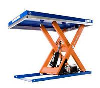 Подъемные гидравлические погрузочные столы