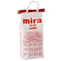 Mira 3110 unifix Клей для плитки (белый), 15кг Клас С2ТЕ S1