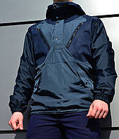 Анорак мужской темно-синий ТУР STALKER