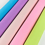 Поплин однотонный, цвет лазурный (№1361), фото 2