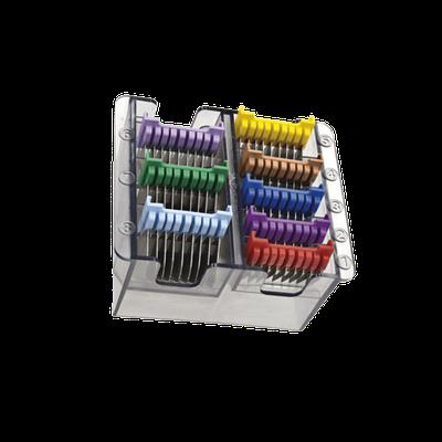 Набор насадок Moser 8 шт., цветные 1233-7050