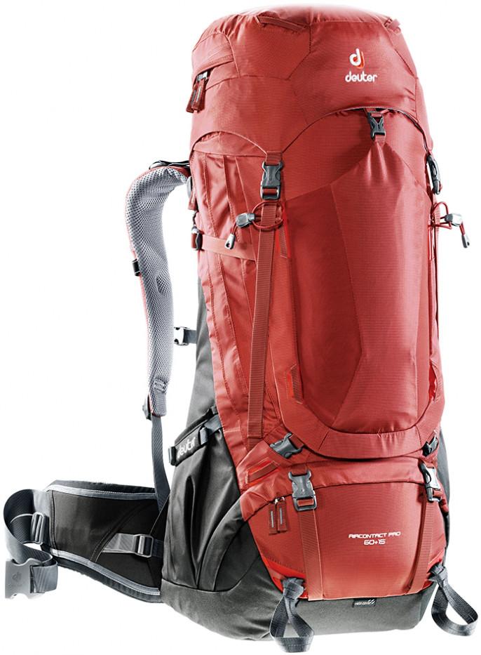 Рюкзак туристический Deuter Aircontact PRO 60+15 (3330117)