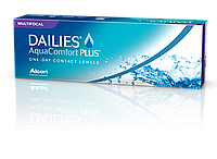 Одноденні контактні лінзи Alcon, Dailies Aqua Multifocal