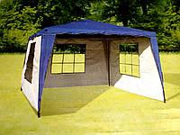 Шатер тент палатка павильон с тремя стенками EVERYDAY, непромокаемый 3 х 3 м, фото 1