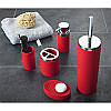 Ridder Elegance Дозатор для жидкого мыла красный , фото 2