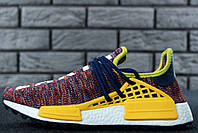 Кроссовки Adidas NMD Pharrell Williams x  'Human Race' Milticolor. B Живое фото (Реплика ААА+), фото 1
