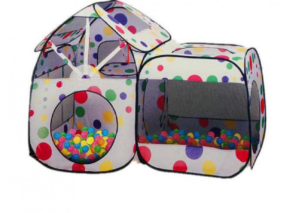 """Детская палатка """"Волшебный домик"""""""