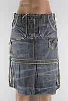 Юбка  женская джинсовая  6161