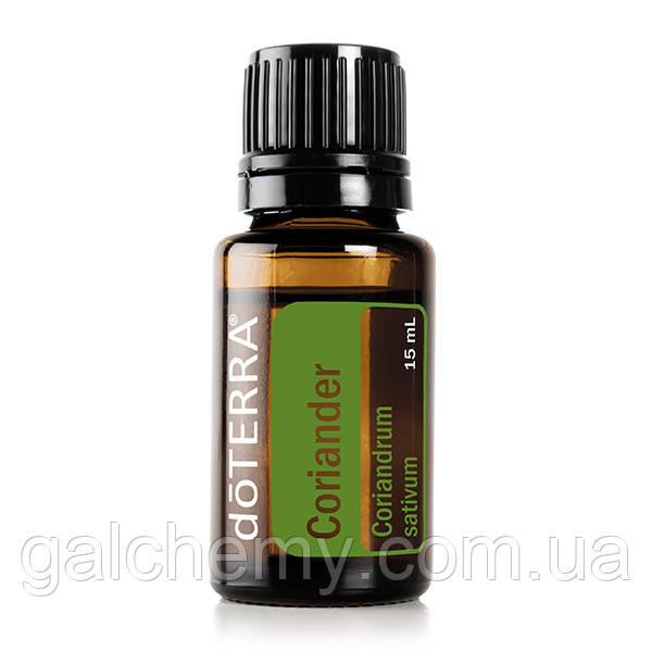 Coriander Essential Oil / Кориандр (Семена кориандра (кинзы) / Coriandrum sativum), эфирное масло, 15 мл