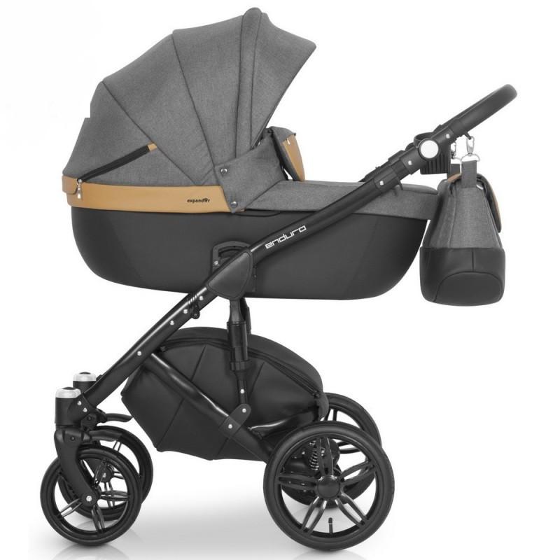 Детская универсальная коляска 2 в 1 Expander Enduro 02 Caramel