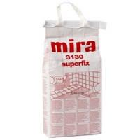 Mira 3130 superfix Клей для плитки (белый), 15кг Клас С2ТЕ S2