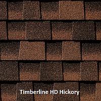 Битумная черепица GAF (ГАФ) Timberline HD Hickory