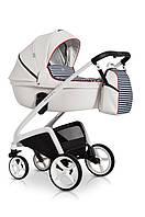 Детская универсальная коляска 2 в 1 Expander Storm 03 White