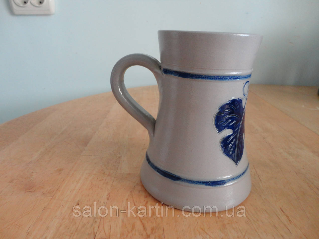 Бокал коллекционный керамический (Эльзас)
