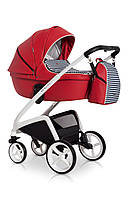 Детская универсальная коляска 2 в 1 Expander Storm 01 Scarlet
