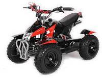 Детский бензиновый квадроцикл 50cc COBRA PREMIUM 2SUW