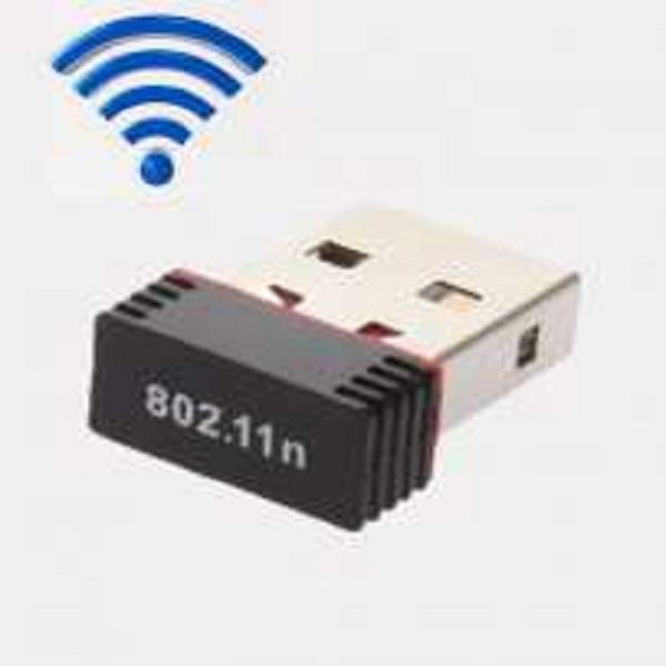 Сетевой адаптер WiFi USB mini