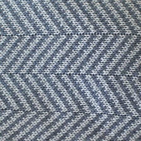 Жаккардовый плед British Grey, фото 2