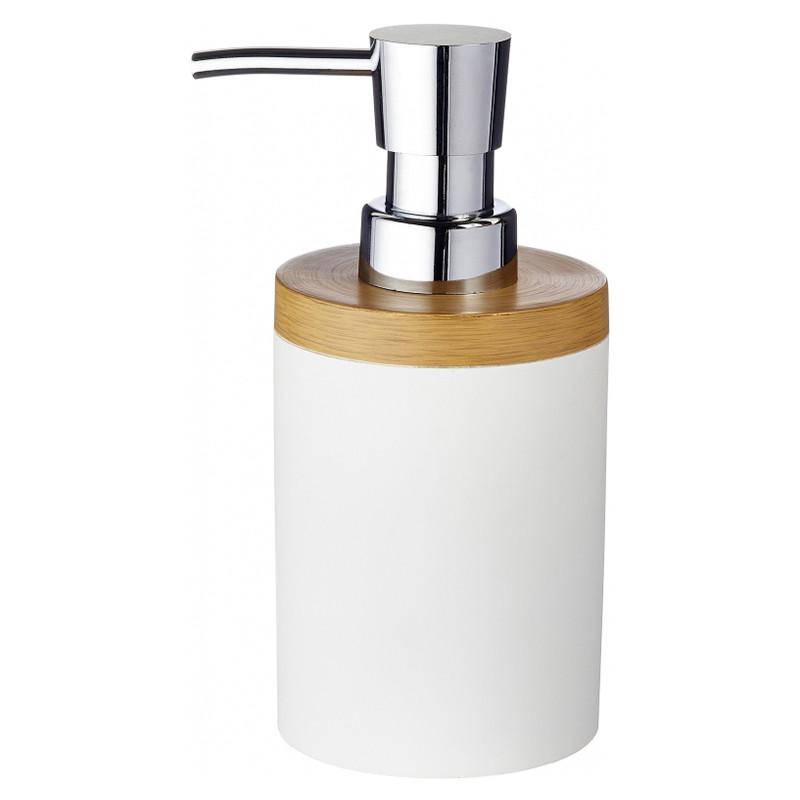 Ridder Ring Дозатор для жидкого мыла белый