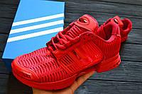 Кроссовки Adidas Clima Cool Red. Живое фото! Топ качество. (Реплика ААА+)