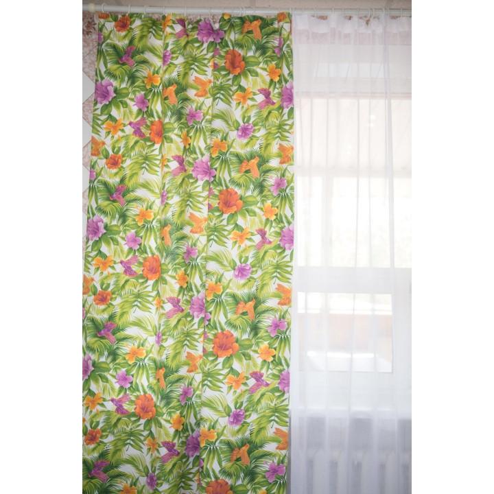 Готовая штора Kolibri