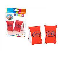 Нарукавники для плавання INTEX от 6 до 12 лет.