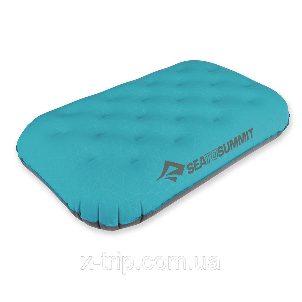 Надувная подушка Sea To Summit Aeros Ultralight Deluxe Pillow Teal