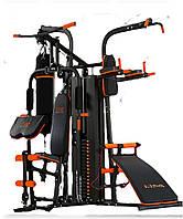 Силовой тренажер, силовая станция Atlas Sport 2018. нагрузка 65 кг, многофункциональный