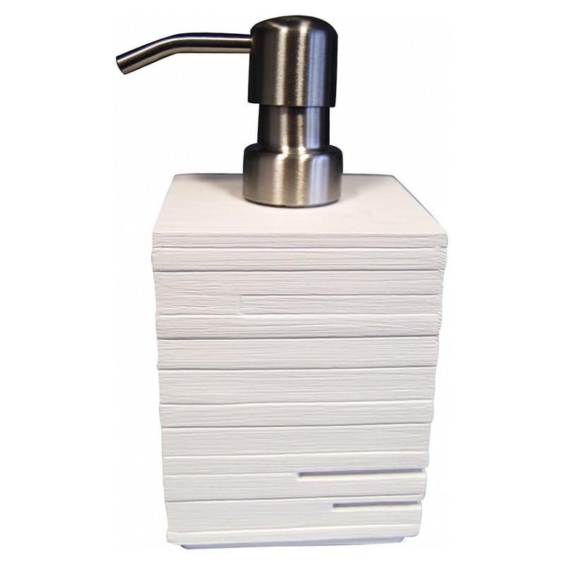 Ridder Brick Дозатор для жидкого мыла, белый