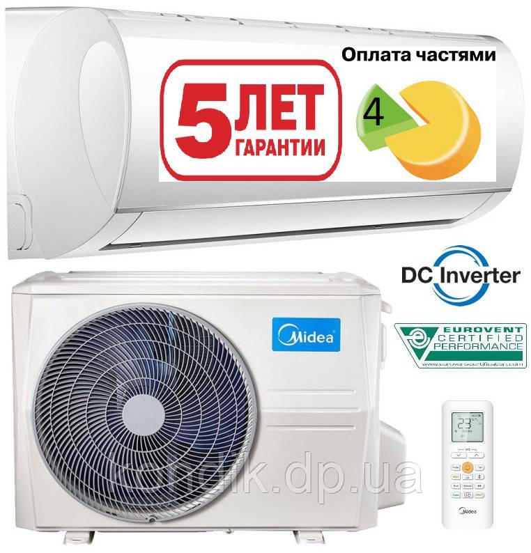 Кондиционер MIDEA MA-12H1DO-I/MA-12N1DO-O Blanc Inverter 2018