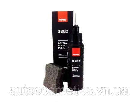 Средство для глубокой очистки стекла Rupes G202 CRYSTAL TRIM COMPOUND