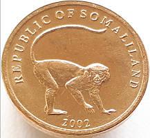 Сомалиленд 10 шиллингов 2002
