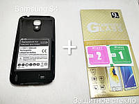 Усиленный аккумулятор Samsung Galaxy S4 i9500 с крышкой 6000mah