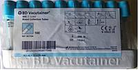 Пробирка вакуумная 13х75 мм с цитратом натрия 3,8% 4,5 мл (синяя крышка) BD Vacutainer