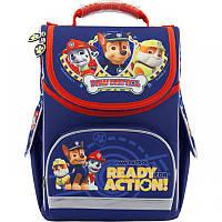 Ранець (рюкзак) - каркасный школьный- Щенячий патруль,501PAW18-501S Kite