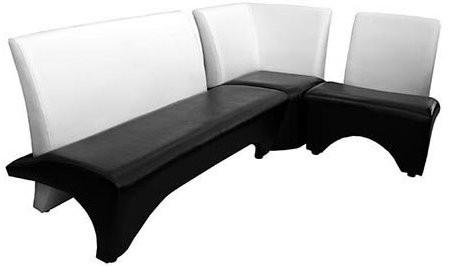 Офисный диван Эмма 2100*1480*850h