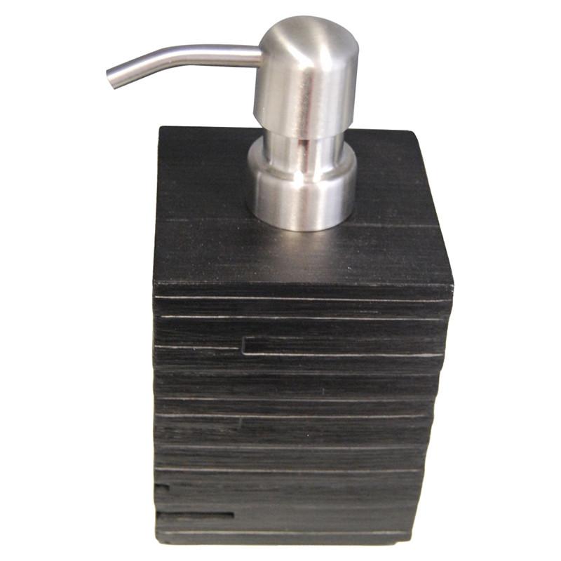 Ridder Brick Дозатор для жидкого мыла, черный