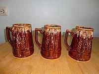 Бокал пивной керамический, фото 1
