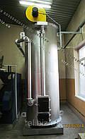 Воздухогрейный котел для сушильных камер на отходах (щепе, опилках, лузге, шелухе, жмыхе, гранулах, пеллетах) с автоматической подачей топлива 500 кВт, фото 1