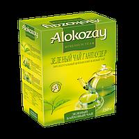 Чай Зеленый Цейлонский Листовой Alokozay 250гр.