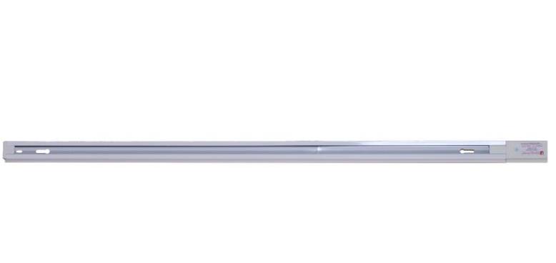 Рельса  белая для трековых светильников  1м