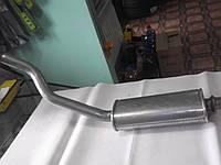 Глушитель передняя банка Berlingo, Partner 1.9D