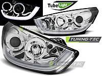 Фары оптика Hyundai Tucson IX35