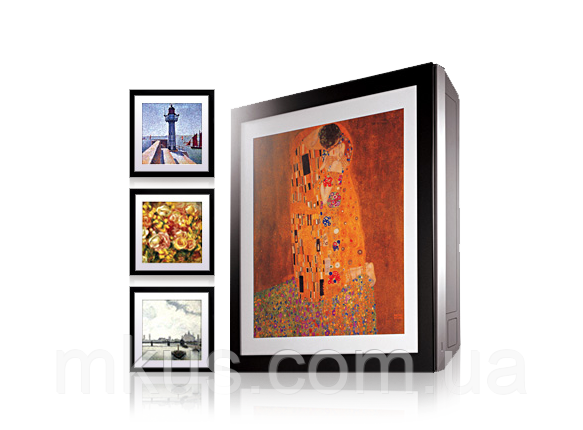 Кондиционер LG Artcool Gallery invertor A12AW1