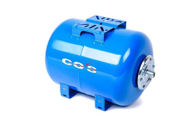 Гидроаккумулятор горизонтальный серии HT - C CO'S, 50 л.