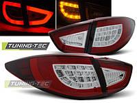 Стопы фонари тюнинг оптика Hyundai Tucson IX35